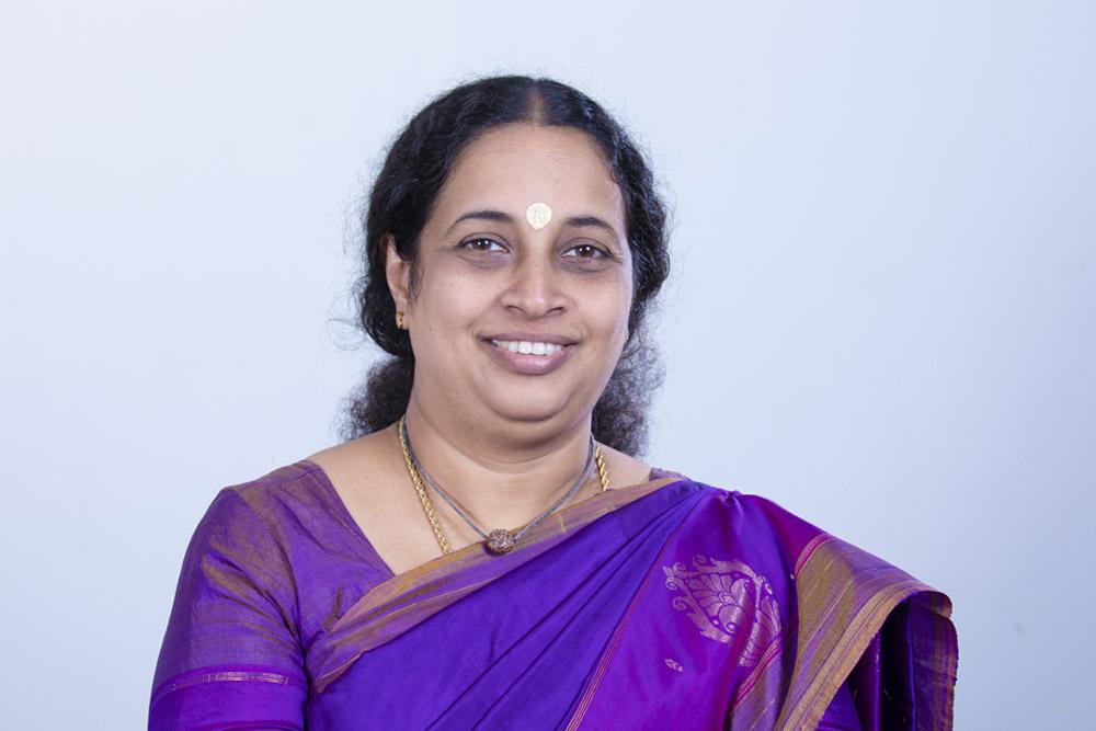 Dr. Maneesha V. Ramesh