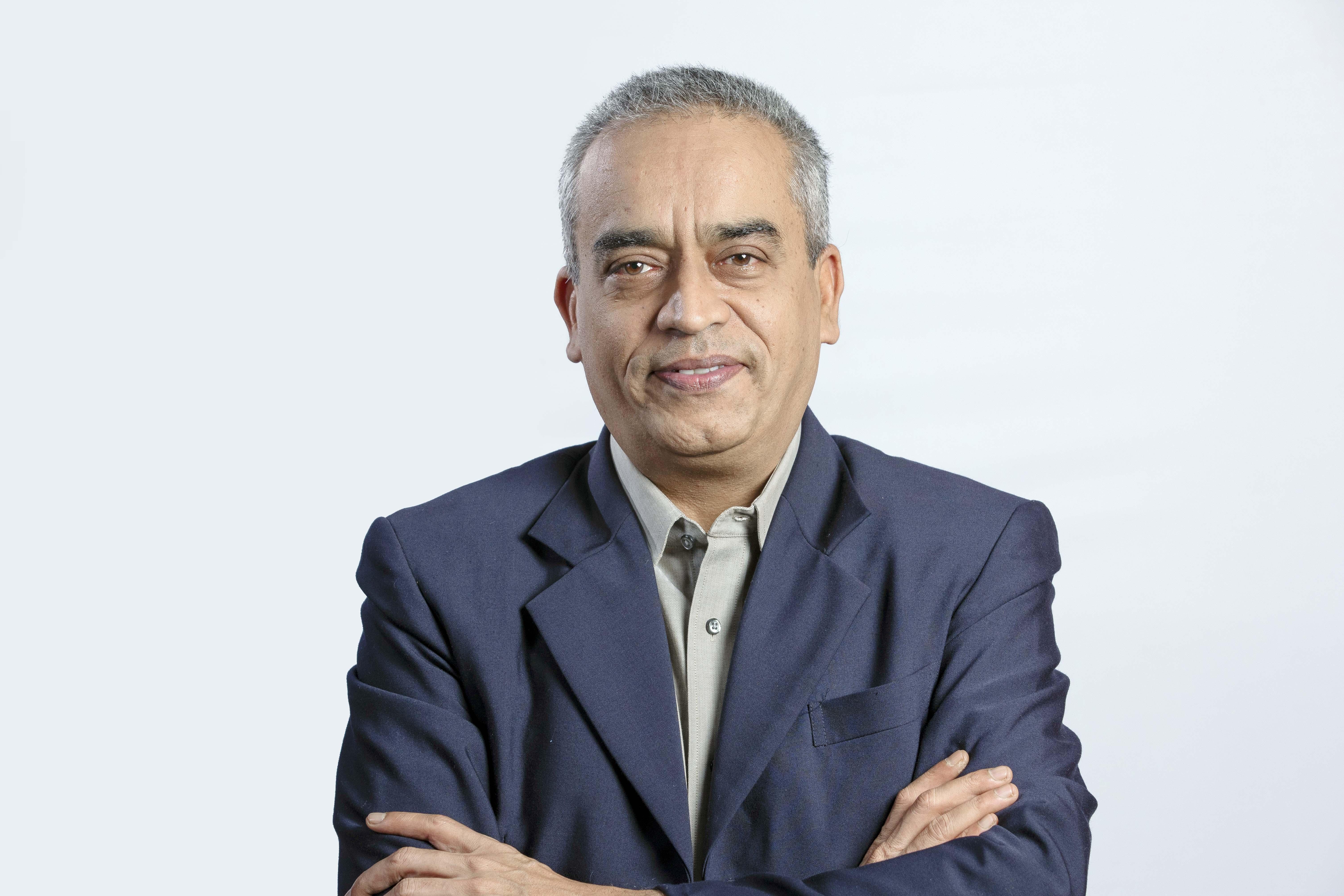 Dr. Sasangan Ramanathan