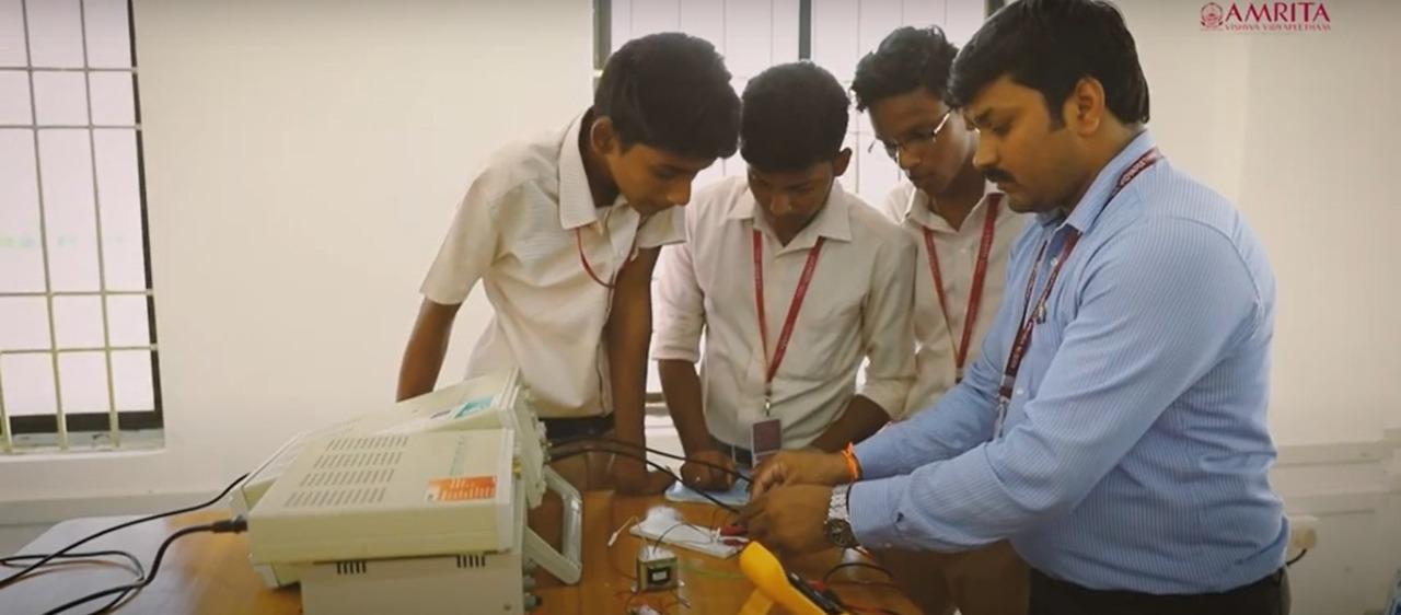 My Life My Amrita: Prof. M Venkateshkumar Ph.D., Amrita School of Engineering, Chennai