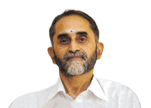 Prof. U. Krishnakumar