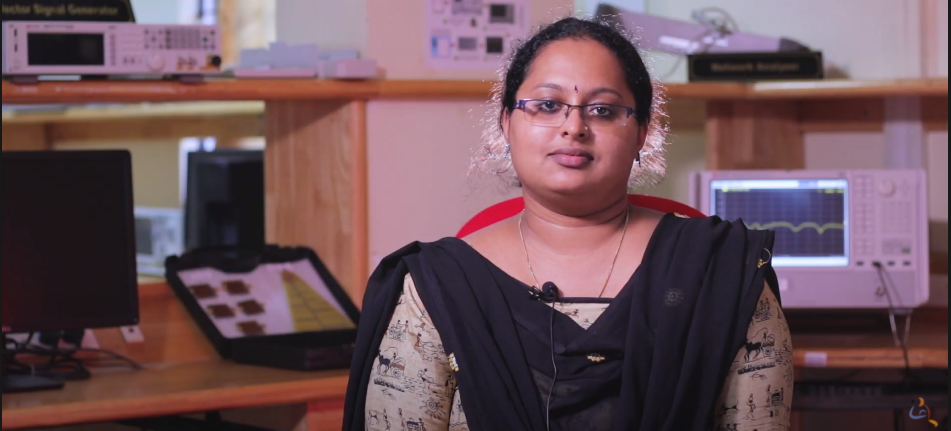 Anjana M S, Alumna talks about Amrita Center for Wireless Networks and Applications