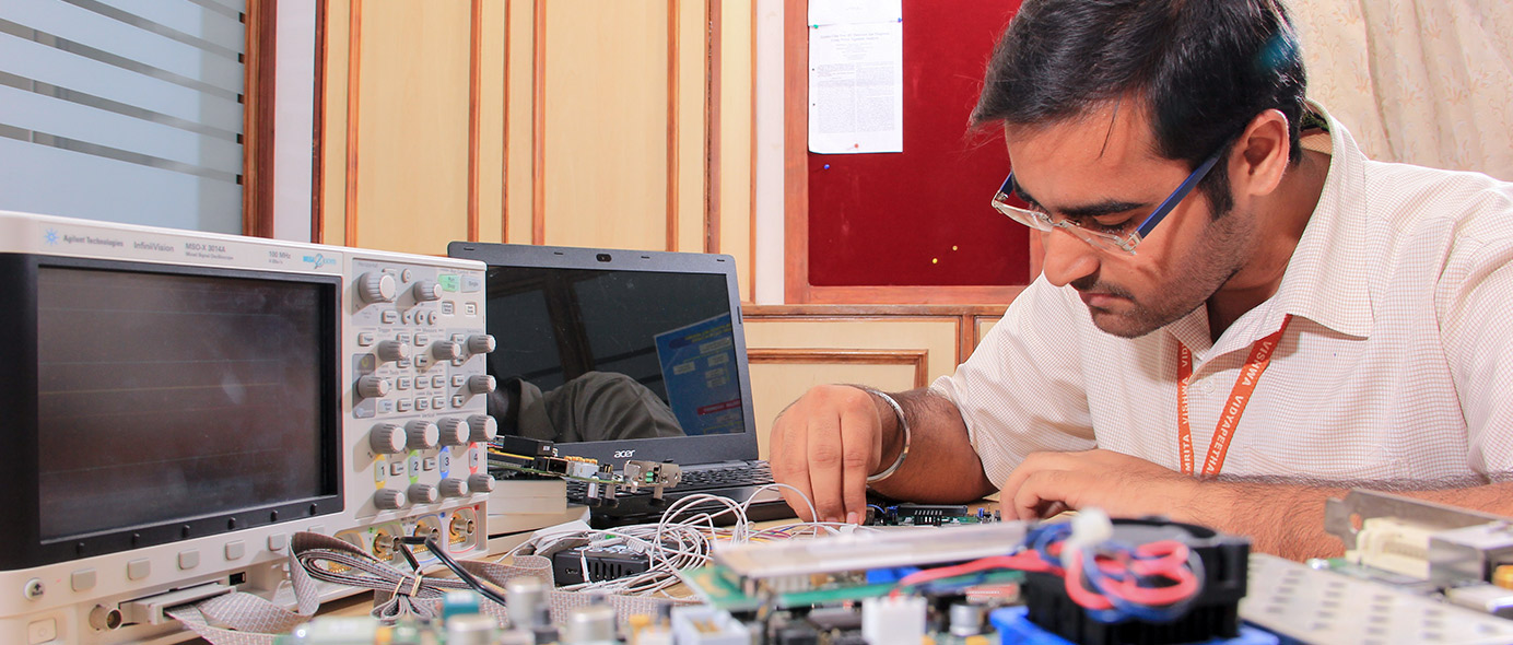 Ph. D. in Electronics & Communication Engineering