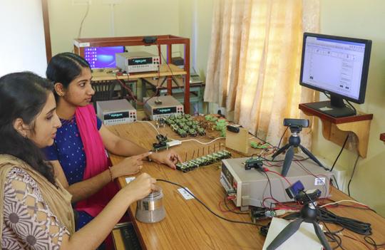 Remote Triggered Lab