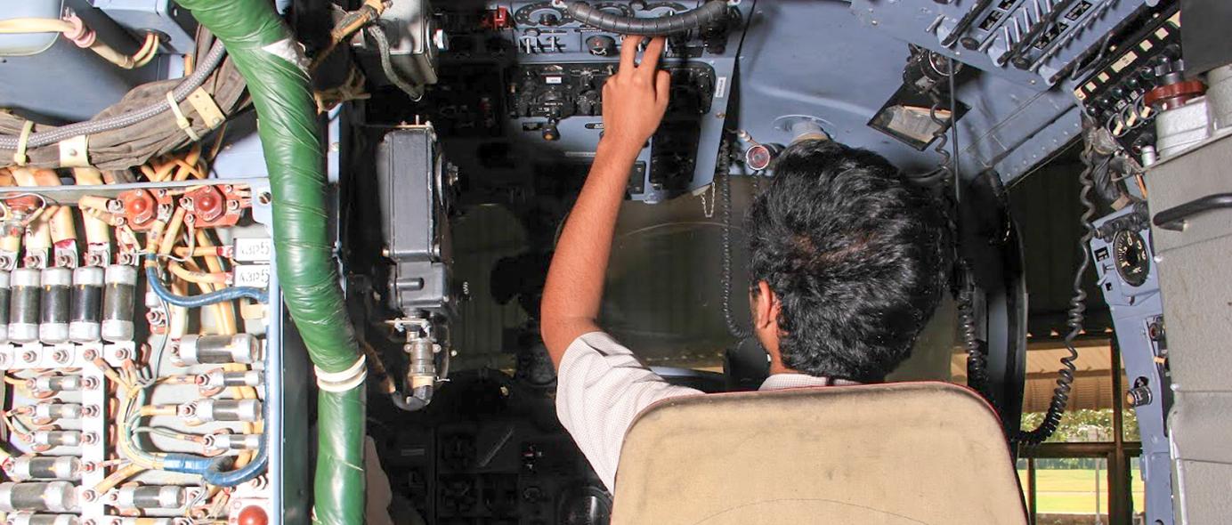B. Tech. (Bachelor of Technology) in Aerospace Engineering