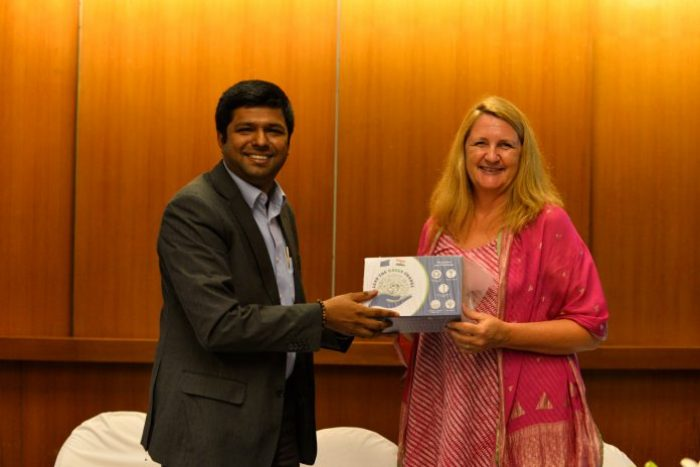 Amrita Joins EU for Lead The Green Change Campaign