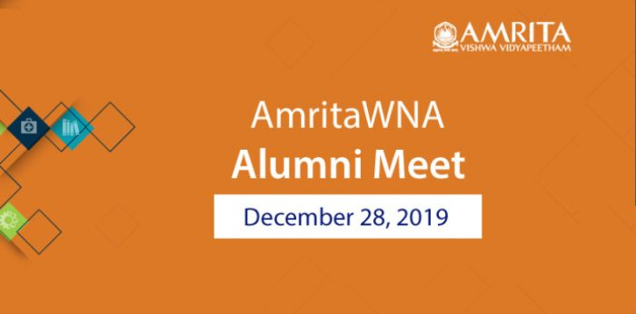 AmritaWNA Alumni Meet 2019