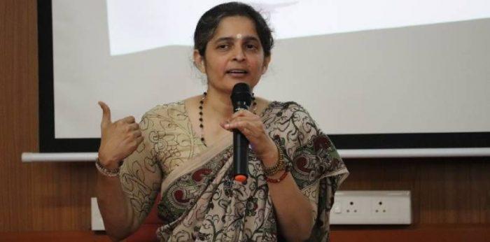 Dept. of Management Amritapuri Observes International Women's Day