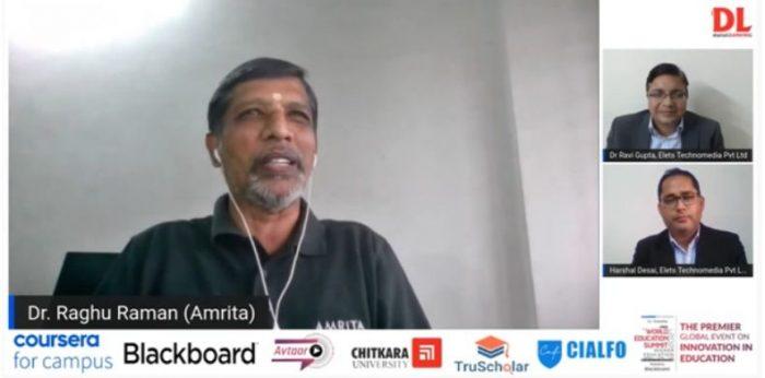 Amrita Recognized as University Providing Global Exposure at the World Education Summit