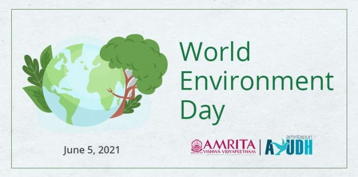 "Environment Day Week Series on ""Ecosystem Restoration"" Theme"