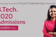 Amrita to Conduct Online Entrance Examination for B.Tech. Admissions 2020