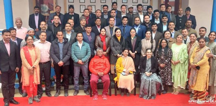 Amrita Collaborates with the CRPF on Gender Conversations Workshop Series