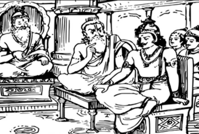 Curse or Karma: Rishi Maitreya's Shaapa