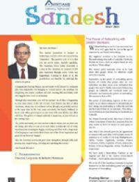 Sandesh Newsletter May 2015