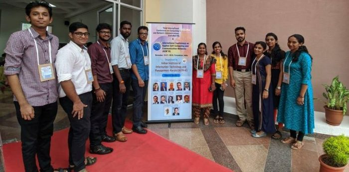 Computational Studies Showcased in International Conferences held at Lisbon, Portugal and at Trivandrum, India