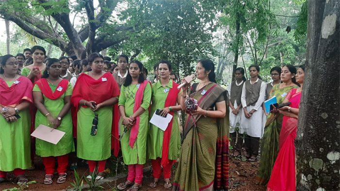 School of Ayurveda Celebrates World Environment Day 2019