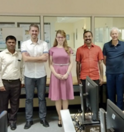 Invited Talk on Metalloproteinases and Cell Biology by Professor Emeritus at Cambridge University ...
