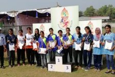 Amrita Students Participate in Interpharma Sports Meet 'Pharma Sportiva 2019'