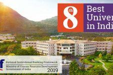 Amrita Among Top 10 Universities in India for Third Consecutive Year: NIRF Ranking 2019